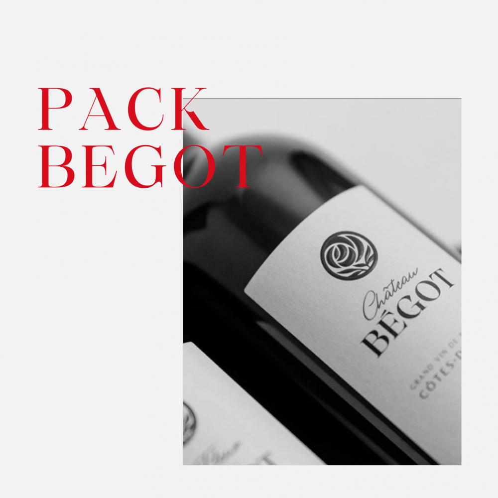 Pack Bégot : Sélection Découverte